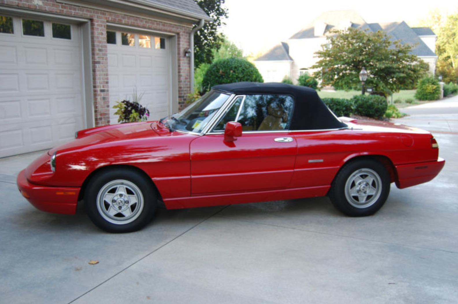 1991 Alfa Romeo Spider   Classic Italian Cars For Sale