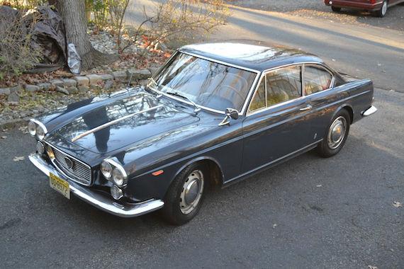 1964 lancia flavia coupe classic italian cars for sale. Black Bedroom Furniture Sets. Home Design Ideas