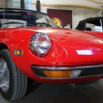 1976 Alfa Romeo Spider