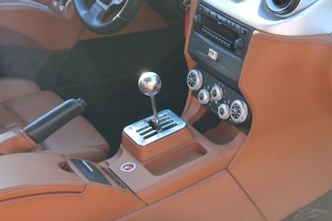 ferrari 612 manual transmission for sale