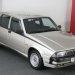 1988 Alfa Romeo 75 3.0 V6 America