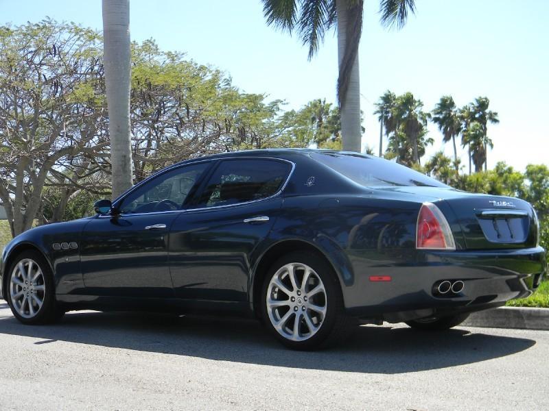 2005 Maserati Quattroporte | Classic Italian Cars For Sale