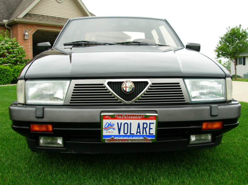 Cars For Sale In Columbus Ohio >> 1987 Alfa Romeo Milano Gold | Classic Italian Cars For Sale