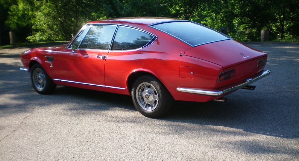 1967 Fiat Dino Coupe for sale