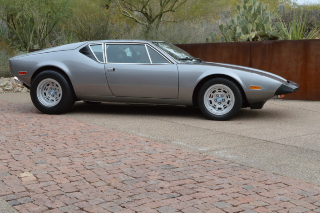 Detomaso Pantera For Sale >> 1973 DeTomaso Pantera L | Classic Italian Cars For Sale
