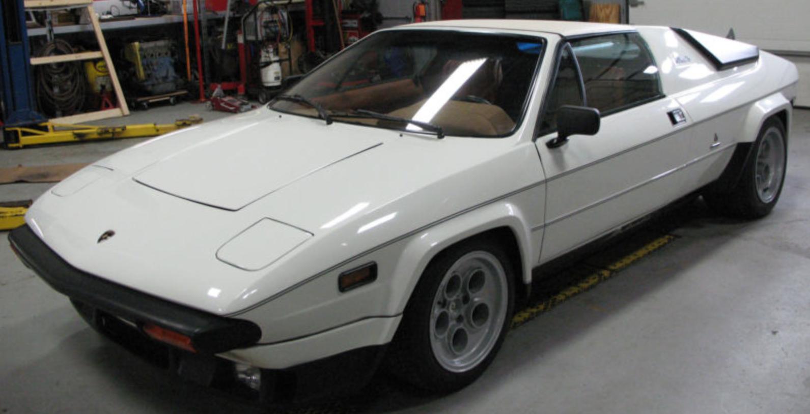 1978 Lamborghini Silhouette P300 Classic Italian Cars For Sale